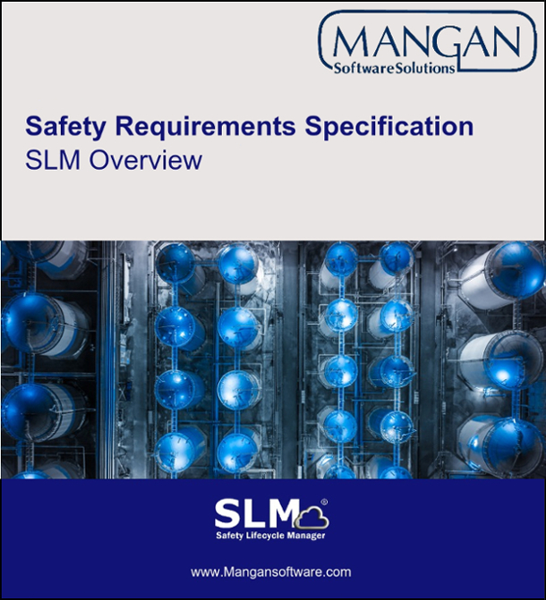 Safety Requirements Specification – Safety Lifecycle Manager (SLM) Overview