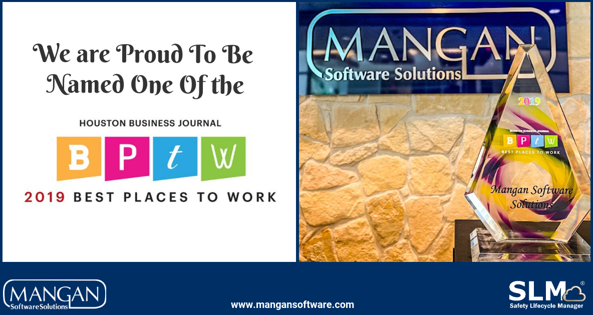 Mangan Software Solutions Announced Winner Of The Best Places To Work Award 2019 Mangansoftware Com