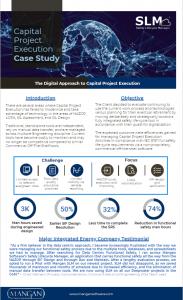 capital project case study